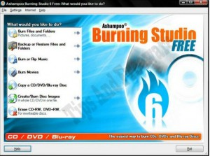 free cd-dvd burning software