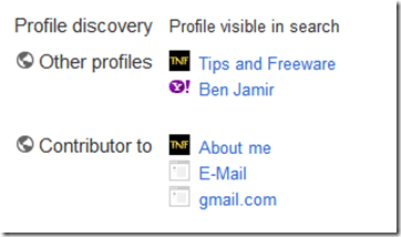 How to Display Your Profile Picture in Google Search Result