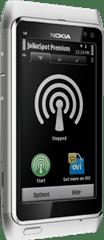 phone's 3G signal as a Wi-Fi hotspot