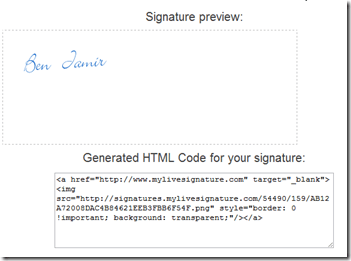 How To insert Your Signature In Blogpost Automatically