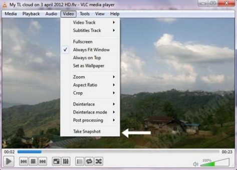 how to get your movie to play on vlc