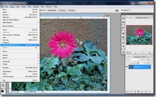 optimize images with photoshop