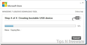 make a bootable windows 7 usb flash drive