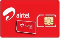 SIM Card Number Of Airtel 3G Dongle