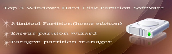free Windows Hard Disk Partition Software
