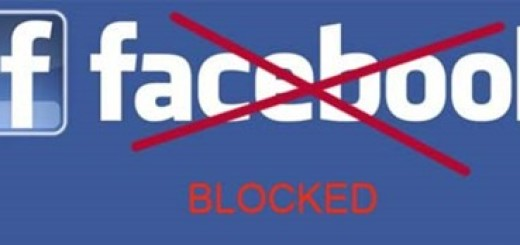 how to block someone in facebook