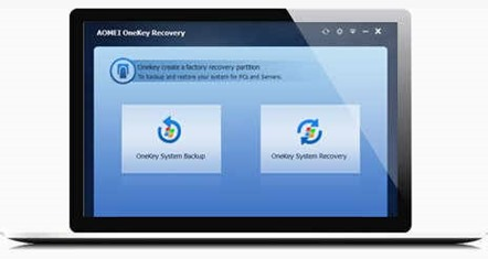 Aomei OneKey System Backup And Restore For Desktops And Laptops