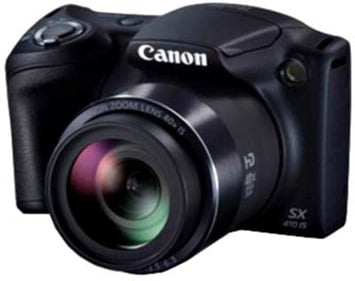 canon-sx410 Digital camera
