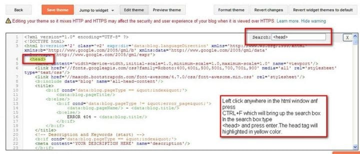 How To Remove The Date From Blogger URL - tipsnfreeware com