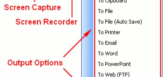 Free desktop screenshot tool