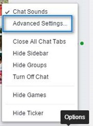 Hide Your Online Status On Facebook Chat