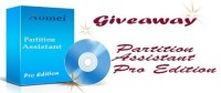 Giveaway:Aomei Partition Assistant Pro Edition Free License Key