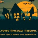 Halloween Gifts - WonderFox DVD Video Converter and Video Watermark