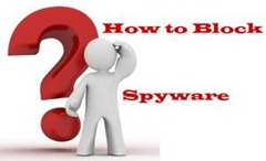 How to Block Spyware