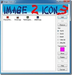 Convert Image To Icon
