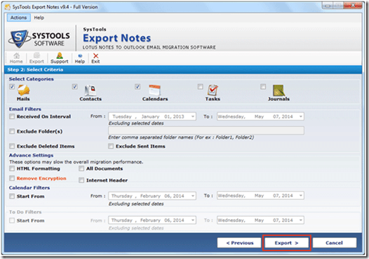lotus notes nsf file converter