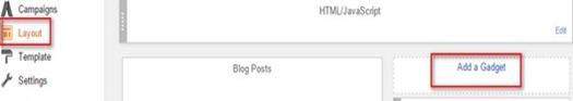 Create Menu Bar In Blogger