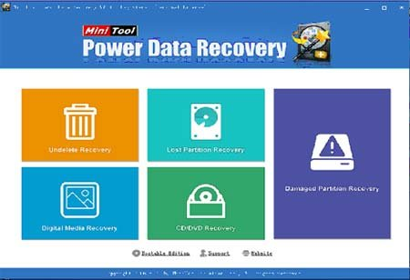File Recovery ! Minitool Power Data Recovery 7.0 Review