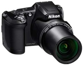 nikkon-coolpix Digital camera