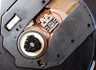 Laptop Optical Drive Does not Read Disk