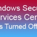 Fix | Windows Security Service Center Is Turned Off