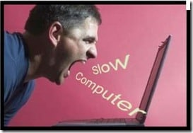 speed up slow computer