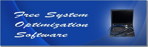 System Optimization Software for windows