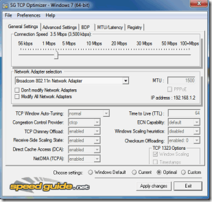 how to increase tata photon plus internet speed
