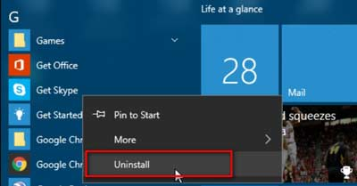 How To Uninstall Preinstalled Apps In Windows 10