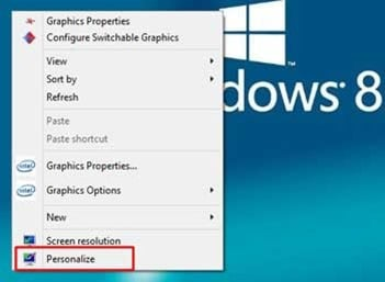 How to Show My Computer Icon on Desktop in Windows 8