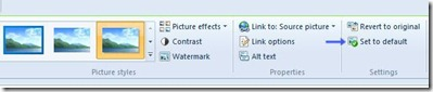 How to add Copyright Watermark to Images using Windows Live writer.